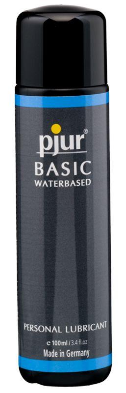 Pjur Basic Glijmiddel Op Waterbasis - 100 ml