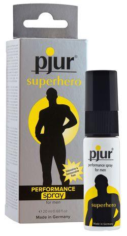 Pjur Superhero Performance Spray - 20 ml