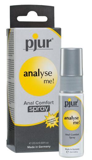 Pjur Analyse Me Anal Comfort Spray - 20 ml
