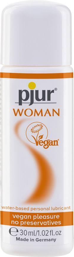 Pjur Woman Vegan Glijmiddel - 30 ml