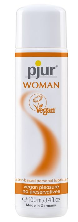 Pjur Woman Vegan Glijmiddel - 100 ml
