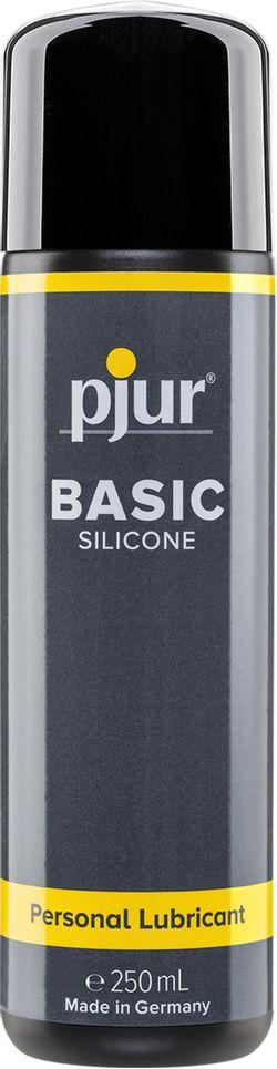Pjur Basic Glijmiddel Op Siliconenbasis - 250 ml