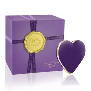 RS - Icons - Heart Vibe Vibrator - Lila