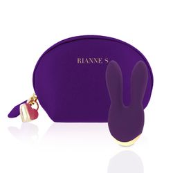 RS - Essentials - Bunny Bliss Vibrator - Paars