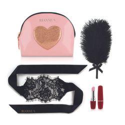 RS - Essentials - Kit d'Amour Sensuele Set Voor Koppels - Roze/Goud