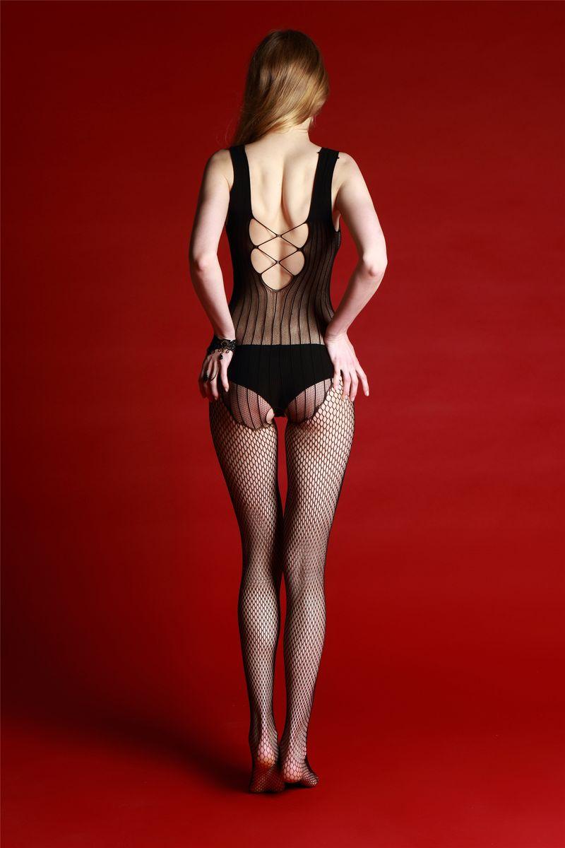 Rimes Catsuit - Black