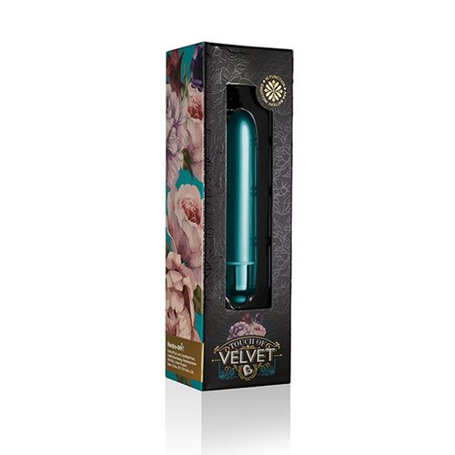 Touch of Velvet - Peacock Petals