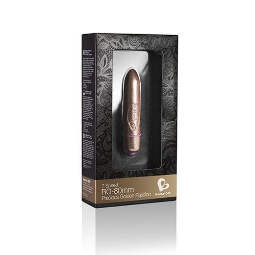 Precious Golden Passion - Bullet Vibrator