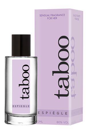 Taboo Espiegle Parfüm für Frauen, 50 ml