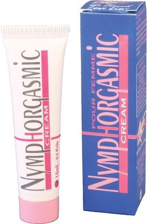 Nymphorgasmic Stimulationscreme, 15 ml