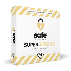 SAFE - Condooms - Super Sterk - 36 stuks