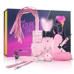 Secret Pleasure Chest - Pink Pleasure