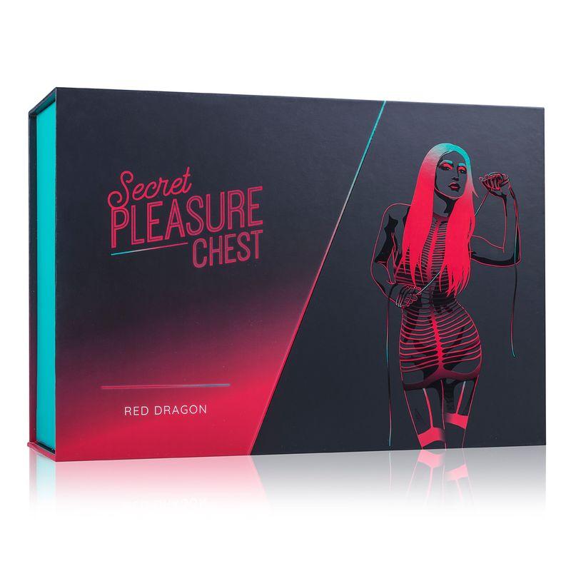 Secret Pleasure Chest - Red Dragon