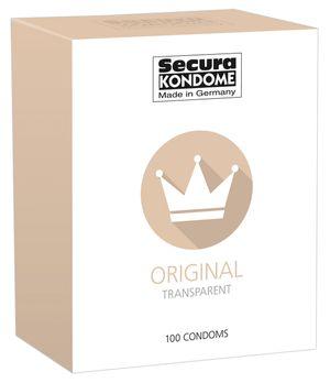 Secura Original Kondome - 100 Stück