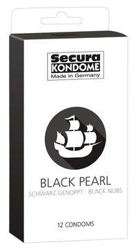 Secura Blue Pearl Kondome - 12 Stück