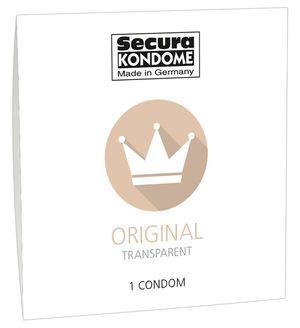 Secura Original Kondom - 1 Kondom