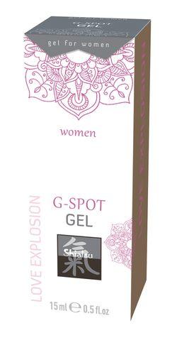 Stimulerende G-Spot Gel