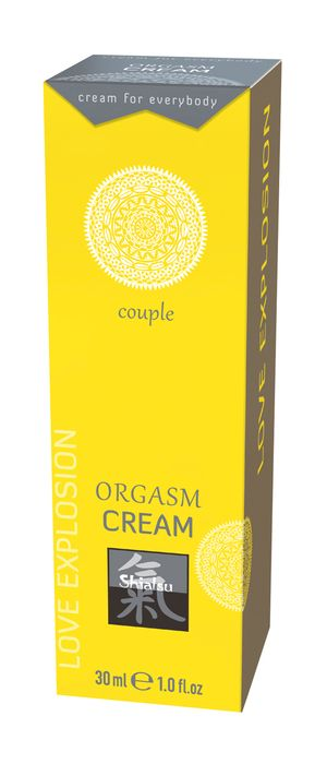 Orgasme Crème Voor Koppels