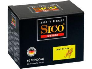 Sico Sensation - 50 Kondome