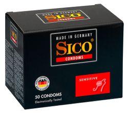 Sico Sensitive Condooms - 50 Stuks