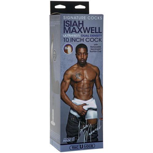 Isiah Maxwell Dildo