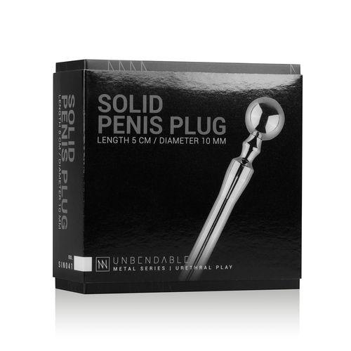 Sinner - Solid Penis Plug