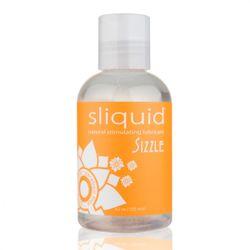 Sliquid Naturals Sizzle Vegan Glijmiddel