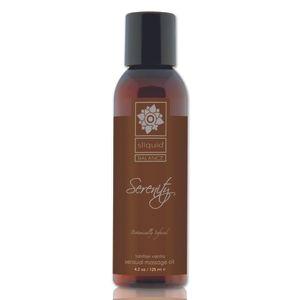 Sliquid Balance Massageöl - Serenity, 125 ml