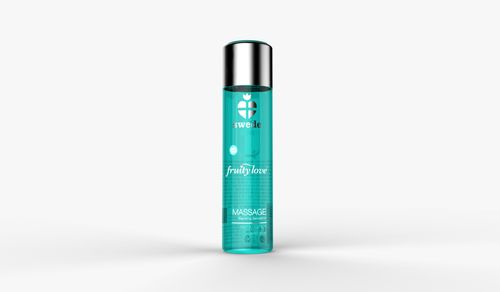 Swede - Massage Olie Zwarte Bes/Limoen - 60 ml
