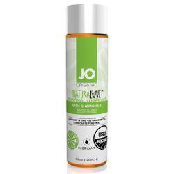 System JO - Organic NaturaLove Glijmiddel - 120 ml