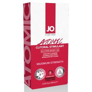 System JO - Atomic Stimulierendes Klitorisgel extra stark -10 ml