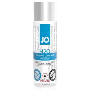 System JO - H2O Wärmendes Gleitmittel - 60 ml