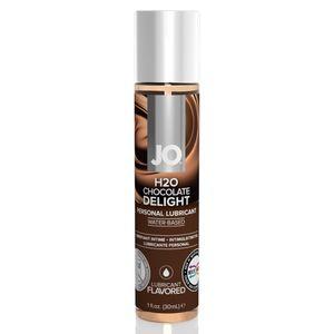 System JO - H2O Gleitmittel Schokolade - 30 ml