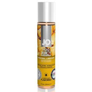 System JO - H2O Glijmiddel Ananas - 30 ml
