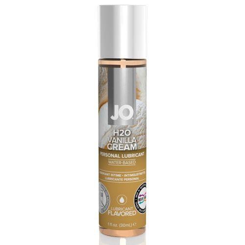 System JO - H2O Glijmiddel Vanille - 30 ml