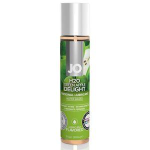 System JO - H2O Gleitmittel Apfel - 30 ml