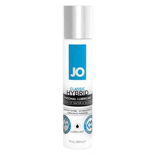 System JO - Classic Hybrid Glijmiddel Op Waterbasis - 30 ml