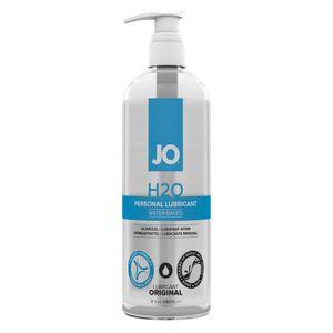 System JO - H2O Gleitmittel auf Wasserbasis - 480 ml