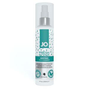 System JO - Sprühnebel-Spielzeugreiniger Frischeduft Hygiene - 120 ml