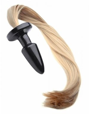 Pony Tail Buttplug