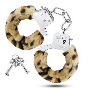 Temptasia - Handschellen - Leopard