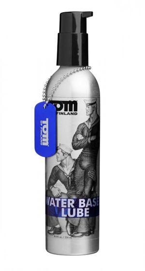 Tom Of Finland Glijmiddel Op Waterbasis - 236 ml