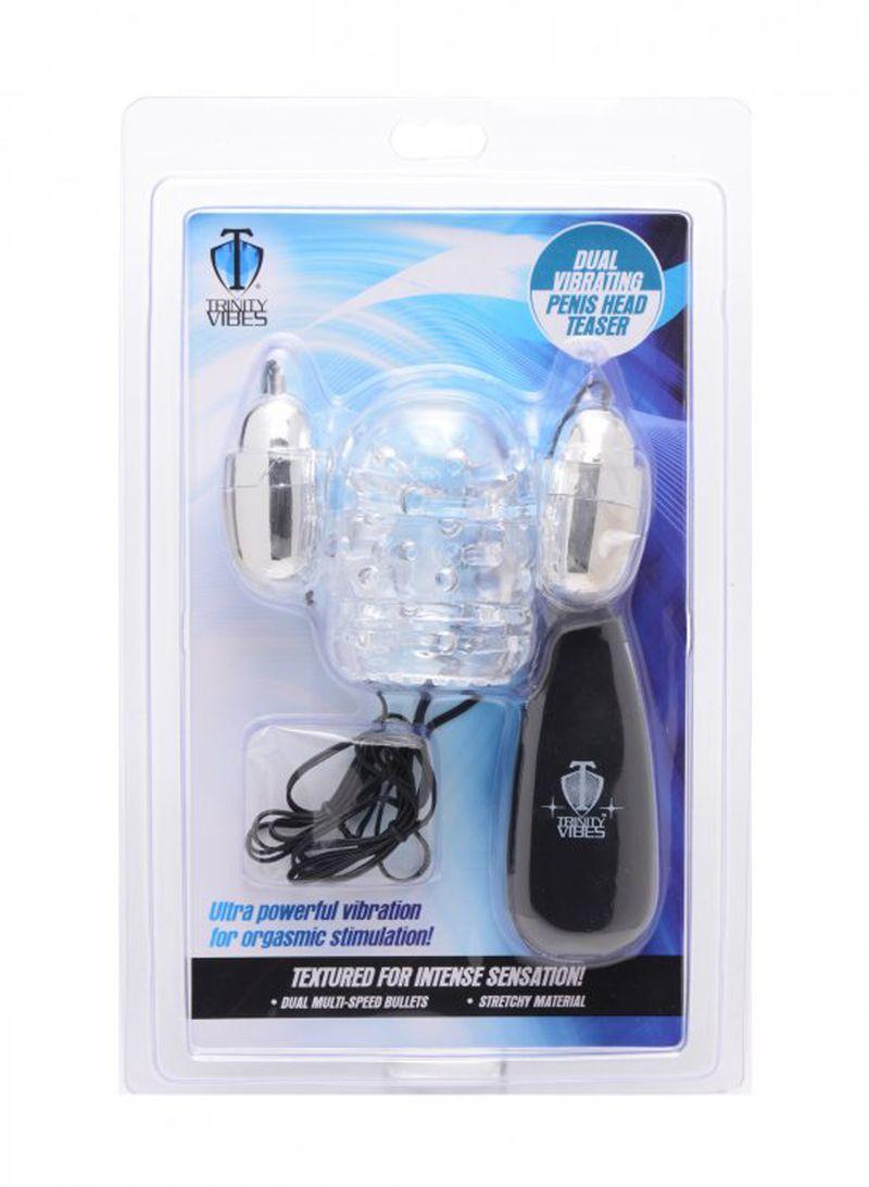 Dual Vibrerende Eikelstimulator