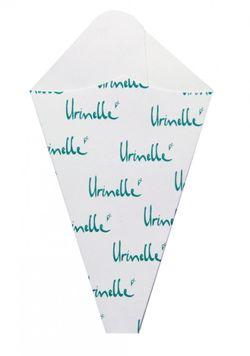 Urinelle Plaskoker To Go - 1 St