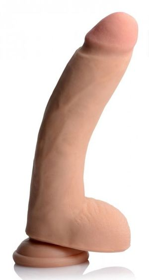 USA Cocks Realistische Dildo Met Balzak - 21 cm