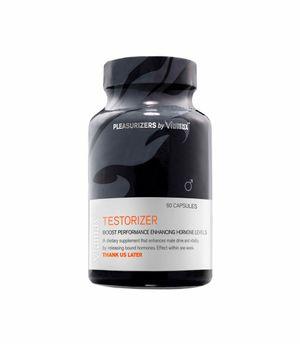 Viamax Testorizer - 60 Capsules