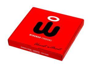 Wingman Kondome 12 Stück