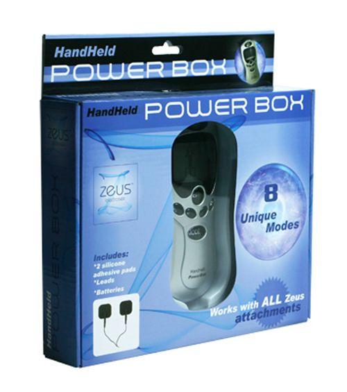 Zeus Powerbox  - Compact Model Met 8 Standen